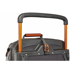 Utazási táska LOWE ALPINE AT Wheelie 120 Antracit / borostyán, Lowe alpine