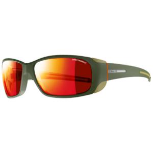 Solar szemüveg Julbo Montebianco SP3 CF hadsereg / teve / narancs, Julbo