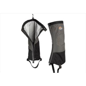 Lábszárvédő LOWE ALPINE Alpine Gaiter Black/Grey, Lowe alpine