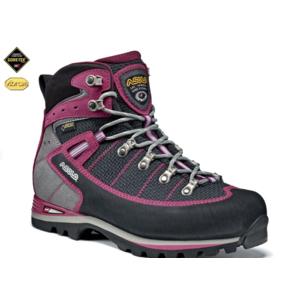 Cipő ASOLO Shiraz GV Fekete / Redbud A175, Asolo