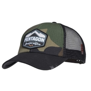 Siltes sapka Era Trucker Born for akció PENTAGON® US woodland, Pentagon