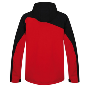 Kabát HANNAH Shafer Lite antracit / versenyzés red, Hannah