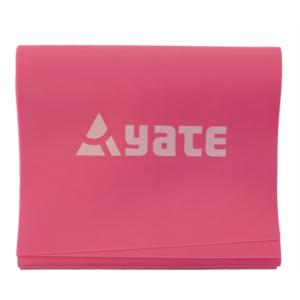 Fitband Yate 200x12cm mérsékelt szilárd / piros, Yate