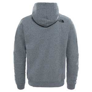 pulóver The North Face M OPEN GATE FULL ZIP HOODIE CG46LXS, The North Face