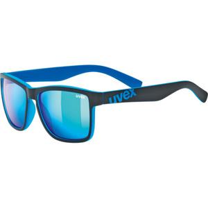 Solar szemüveg Uvex LGL 39 Black Mat Blue (2416), Uvex