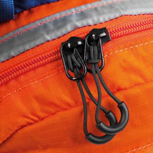 Kerékpározás és futás hátizsák Spokey DEW15 l narancs és kék, Spokey