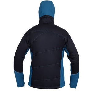 Kabát Direct Alpine Alpha fekete / benzin, Direct Alpine
