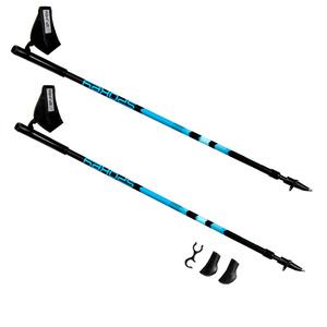 hole Nordic Walking Spokey ZIGZAG II kék-fekete