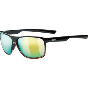Solar szemüveg Uvex LGL 33 POLA Black Brown (2660), Uvex