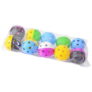 Készlet floorball balls Tempish Bullet 10 1/2 colour, Tempish