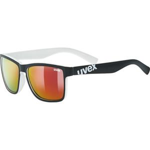 Solar szemüveg Uvex LGL 39 Black Mat White (2816), Uvex