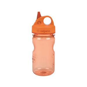 Üveg NALGENE Grip'n'Gulp 350 ml lédús orange, Nalgene