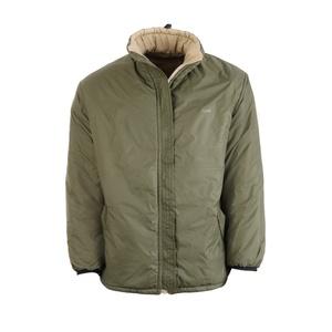 Kabát Snugpak Original sima Reversible kétszínű (khaki / olajbogyó green), Snugpak