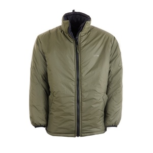 Kabát Snugpak Original sima Reversible kétszínű (zöld / fekete), Snugpak