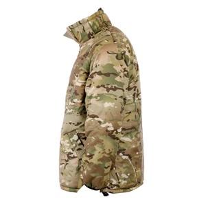 Kabát Snugpak Original sima Reversible kétszínű (multicam / khaki), Snugpak