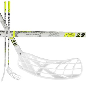 Floorball bot EXEL F60 WHITE 2.9 92 OVAL MB, Exel