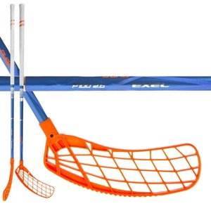 Floorball bot EXEL P100 BLUE 2.6 101 OVAL MB, Exel