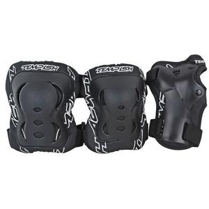 Védők Tempish árbockeresztfa-csapszeg 3 készlet Black, Tempish