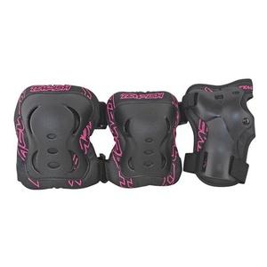 Védők Tempish árbockeresztfa-csapszeg 3 készlet pink, Tempish