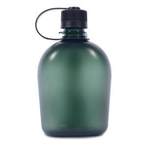 Üveg Pinguin Tritan Flask 0,75L green, Pinguin