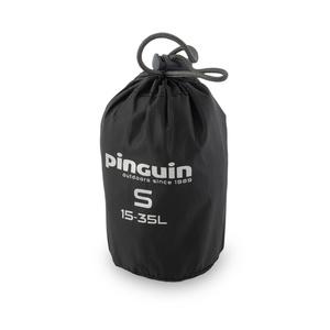 Esőkabát  hátizsák Pinguin Esőponyva S 15-35l fekete, Pinguin