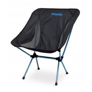 szék Pinguin Pocket Chair Black / Blue, Pinguin