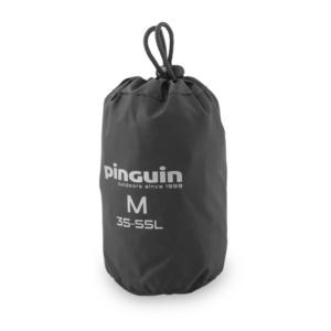 Esőkabát  hátizsák Pinguin Esőponyva M 35-55l fekete, Pinguin