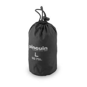 Esőkabát  hátizsák Pinguin Esőponyva L 55-75l fekete, Pinguin