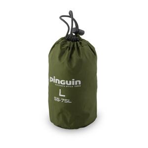 Esőkabát  hátizsák Pinguin Esőponyva L 55-75l khaki, Pinguin