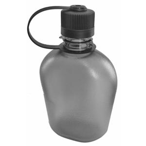 Üveg Pinguin Tritan Flask 1.0L grey, Pinguin