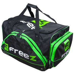 Sport táska FREEZ WHEELBAG MONSTER-80 BLACK-GREEN, Freez