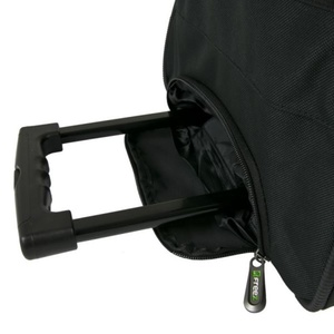 Sport táska FREEZ WHEELBAG PREMIER-76 BLACK-GREEN, Freez