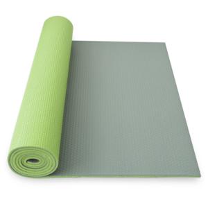 Mosó  jóga YATE jóga sakk és matt double layer zöld / szürke, Yate