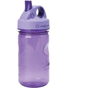 Üveg NALGENE Grip'n'Gulp 350 ml purple, Nalgene
