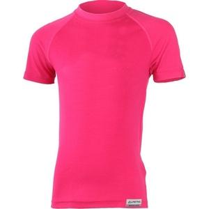 Merino póló Lasting HARY 4747 rózsaszín gyapjú, Lasting