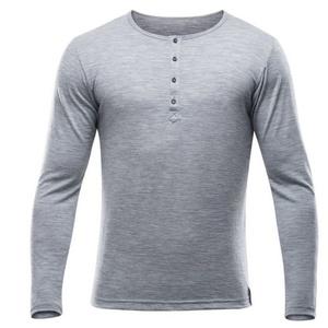 Férfi póló Devold Hess MAN gomb shirt GO 181 247 A 770A, Devold