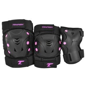 Védők Tempish is 3 készlet pink, Tempish