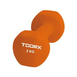 súlyzó neoprén TOORX MN különféle súly, TOORX