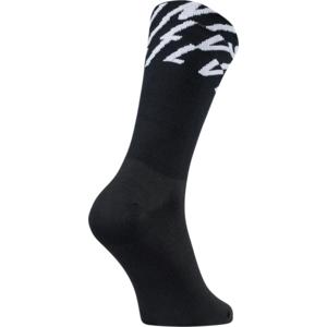 Kerékpáros zokni Silvini Oglio UA1634 black-white, Silvini