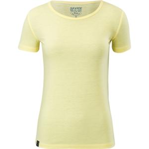 Női kerékpáros póló Silvini Pelori WD1630 yellow, Silvini