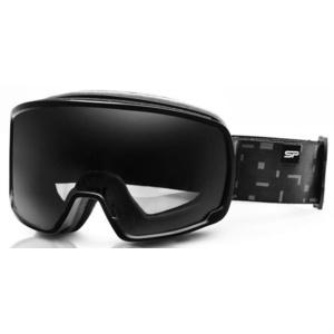 Ski szemüveg Spokey Elbert fekete, Spokey