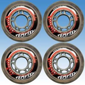 Készlet Görgők Tempish CATCH 70x24 mm 82A set wheel (4 db), Tempish