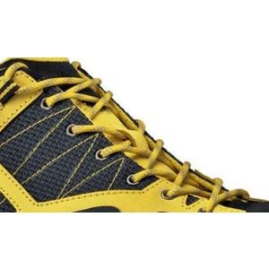 Cipőfűző  cipő Asolo 120 cm yellow, Asolo