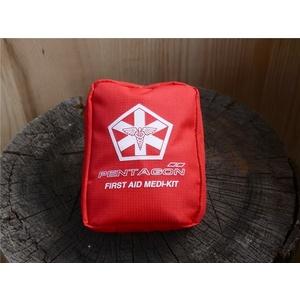 Elsősegély készlet PENTAGON® HippDovodratész Medikit piros, Pentagon