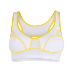 Női melltartó Sensor Lissa fehér / sárga 1065532-61