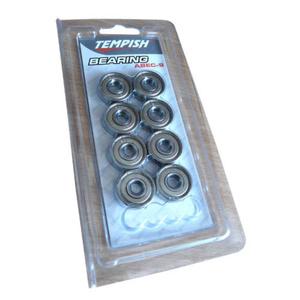 Készlet Szem Tempish ABEC 9 chrome top sebesség (8 db), Tempish