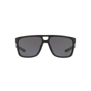 Solar szemüveg OAKLEY Crossrange Patch PolBlk w/ Warm Grey OO9382-0160, Oakley