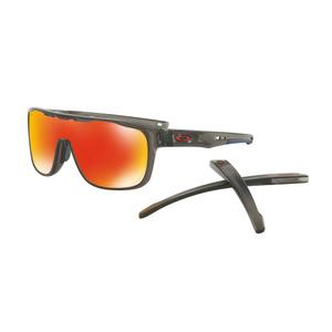 Solar szemüveg OAKLEY Crossrange Shield MttGySMk w/ PRIZM Ruby OO9387-0431, Oakley