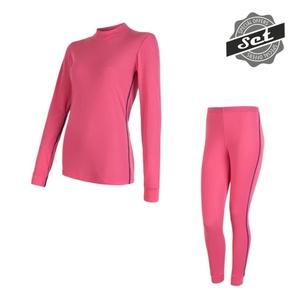 Női set Sensor ORIGINAL ACTIVE SET ing + alsónadrág rózsaszín 17200054, Sensor