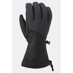Kesztyű Rab Pinnacle GTX Glove black/BL, Rab